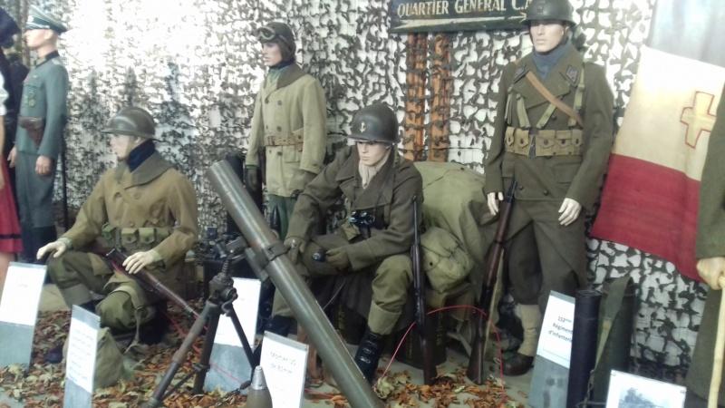 75 ans de la libération de Brunstatt-Didenheim Haut Rhin  20191139