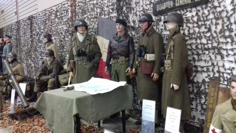 75 ans de la libération de Brunstatt-Didenheim Haut Rhin  20191140