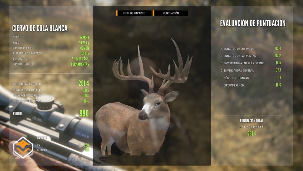 TOP 5 WHITETAIL Diaman14