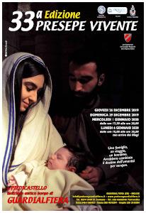 33° edizione presepe vivente Guardialfiera  Locand11