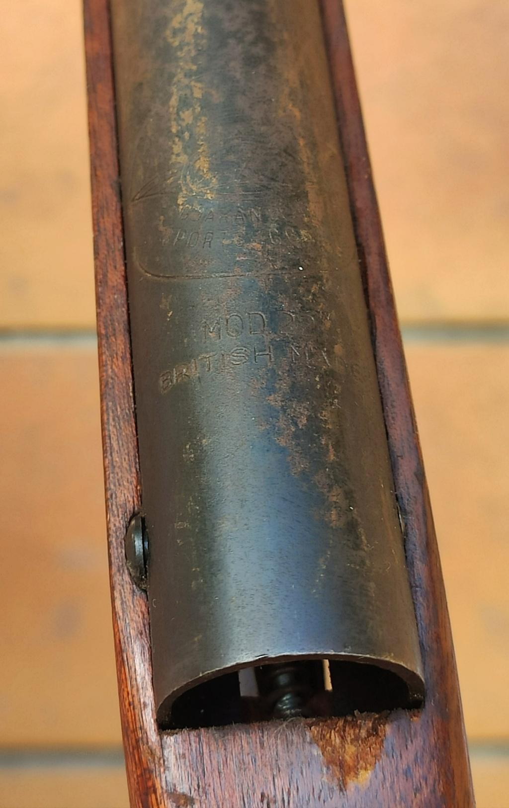 """Avis sur carabine à plomb ancienne anglaise """"Milbro"""" et sa réparation Img_2011"""