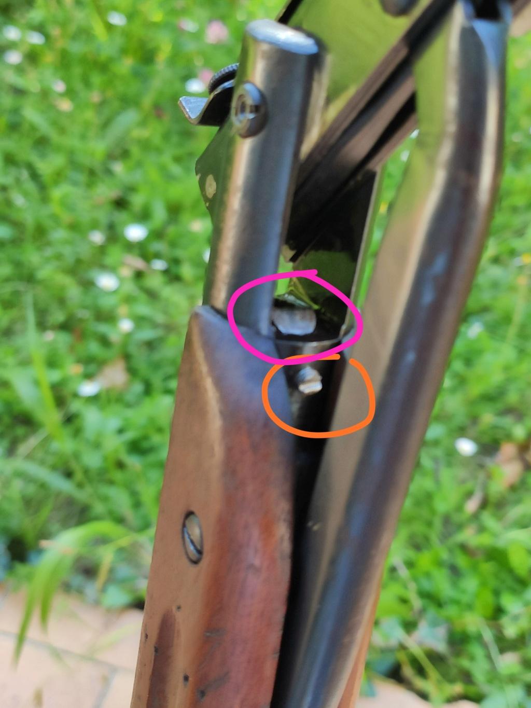 """Avis sur carabine à plomb ancienne anglaise """"Milbro"""" et sa réparation - Page 2 Img_2045"""