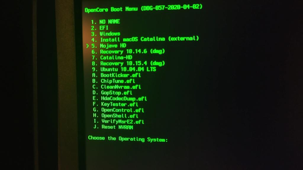 Open Core Bootloader 057_0210