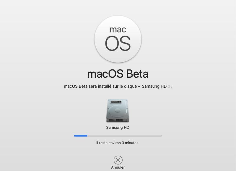 macOS Big Sur 11 / 11.1 / 11.2  (Beta) 3minut10
