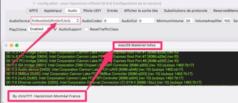 erreur dans config,plist - Page 2 Audiod11