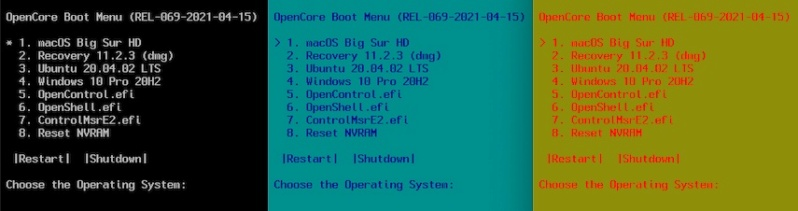 Open Core Bootloader - Page 5 Couleu10