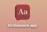 Dictionnaire absente Dico10