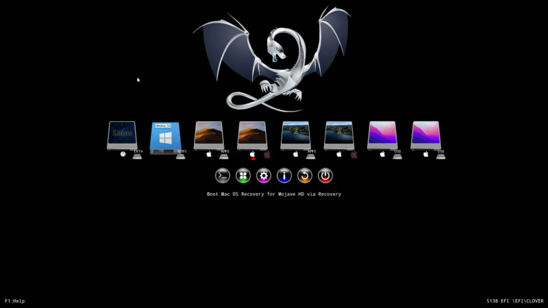 Theme macOS Outlin10