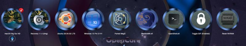 Parted-Magic-Clover-OS X Pamgic10