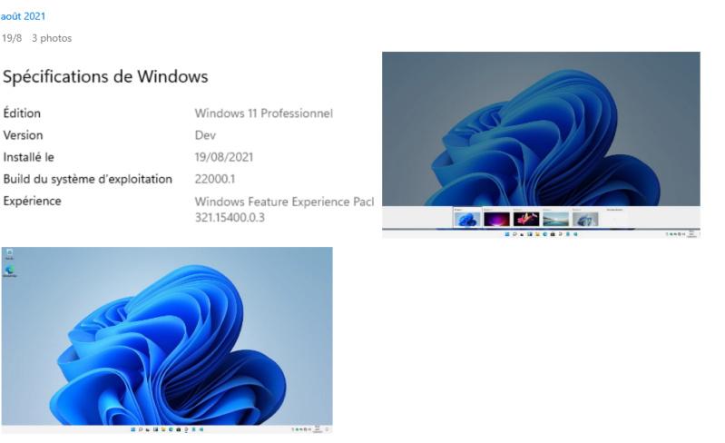 Windows-11 UEFI Créateur  - Page 2 Window10