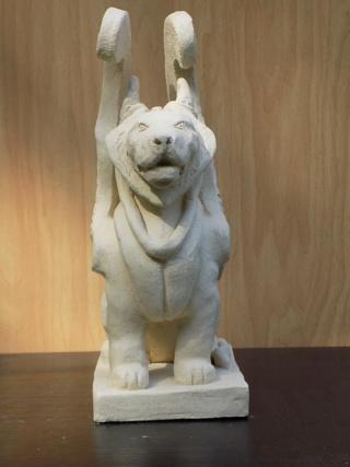 Lion ailé Dscn0010
