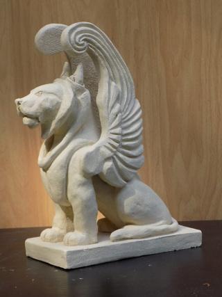 Lion ailé Dscn0012