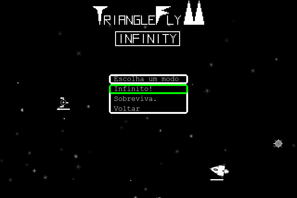 Triangle Fly 2: Infinity Captur18