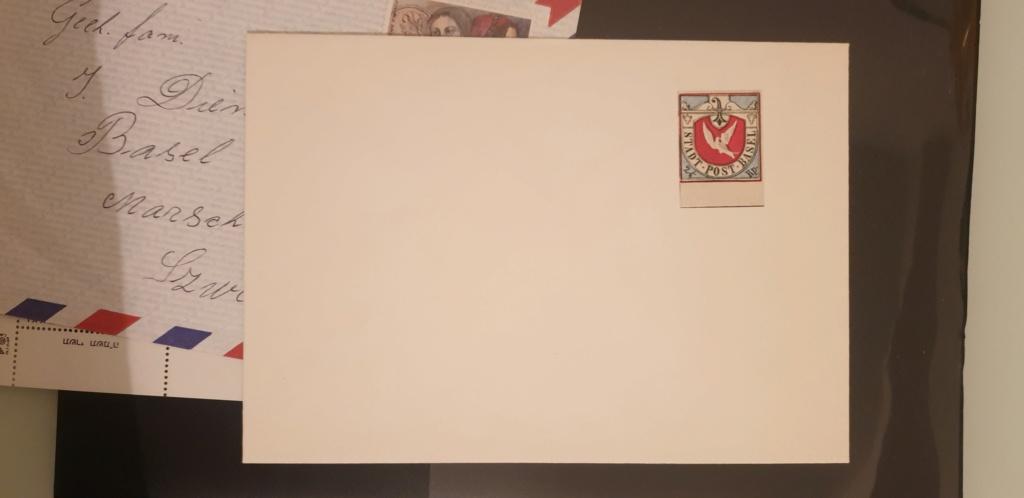 Baslertaube in geerbter Sammlung Brief_10