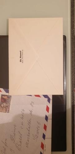 Baslertaube in geerbter Sammlung Brief_11