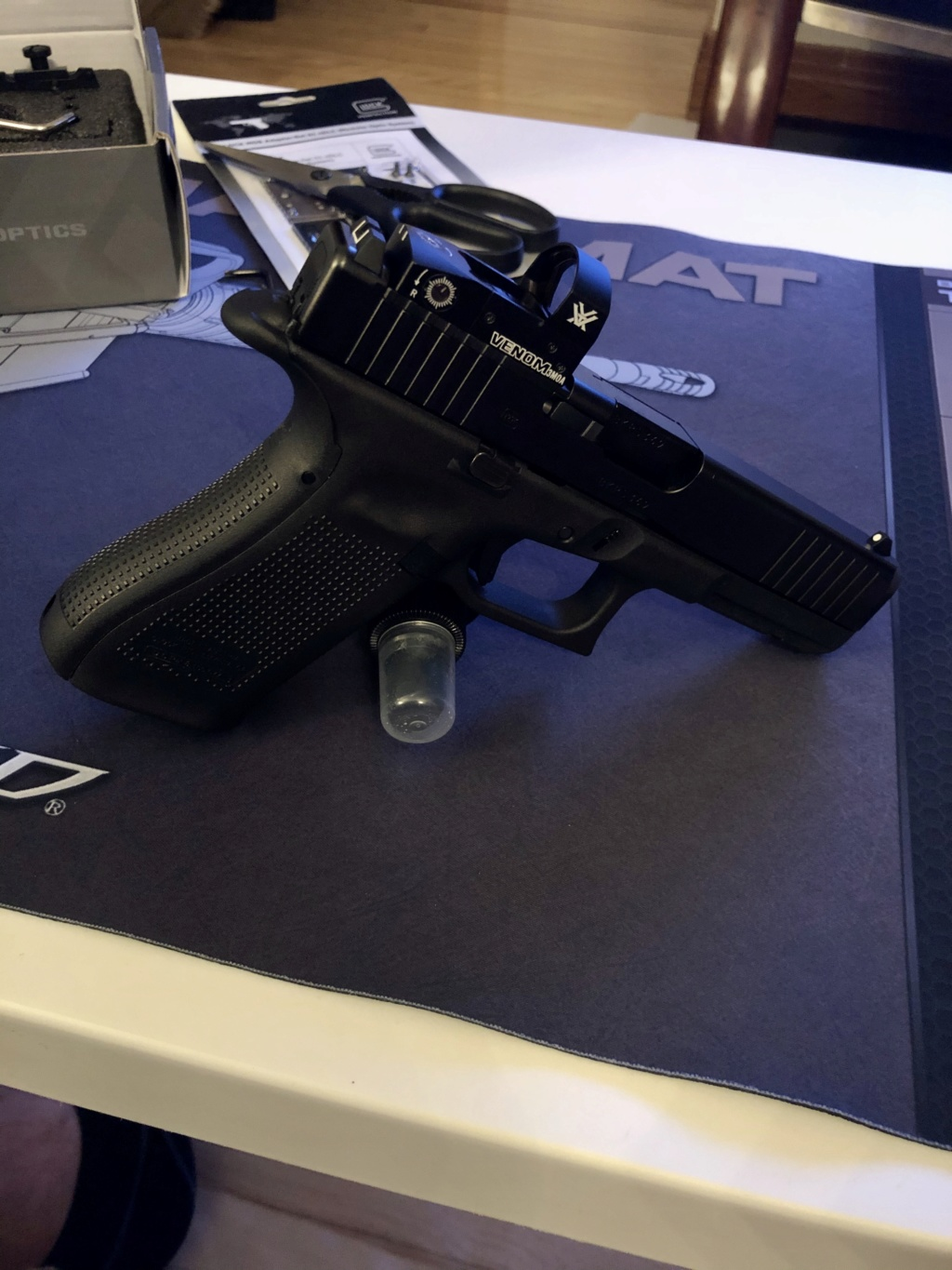 Red dot pour pistolet Photo_12