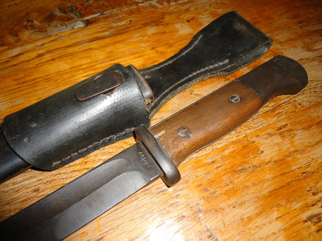 Baïonnette allemande de 1944 PYY  615