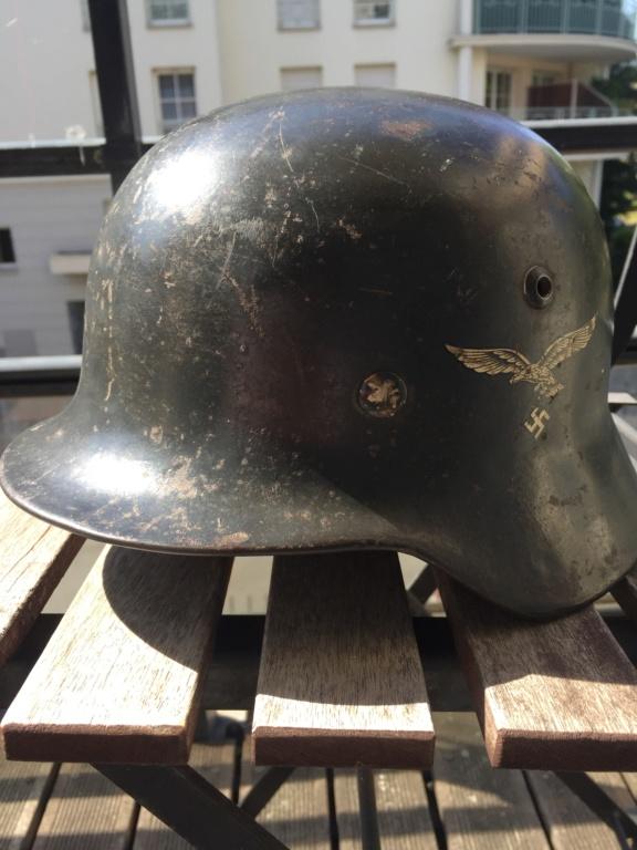 La folie des M35 et autres casques teutons - Page 2 Img_8934