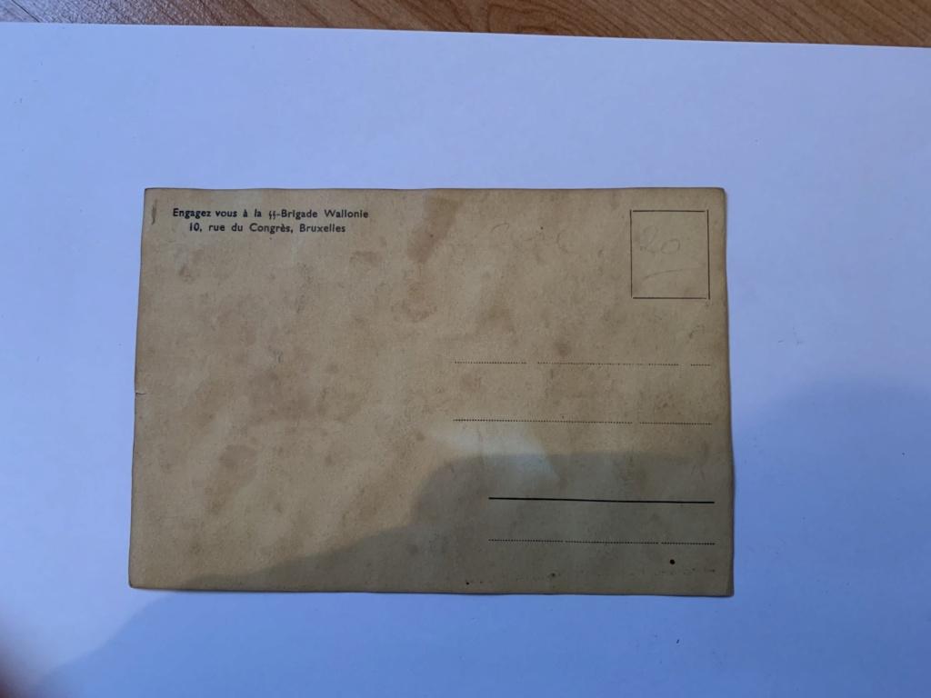 2 Cartes postales SS WALLONIE et Strassburg Img_4032