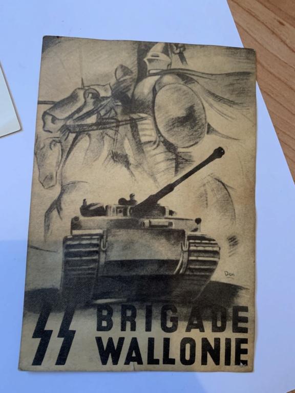 2 Cartes postales SS WALLONIE et Strassburg Img_4033