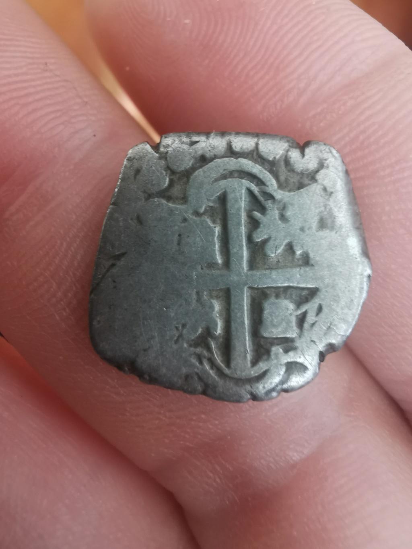 1 Real de Felipe III o IV, Potosí. Img_2026