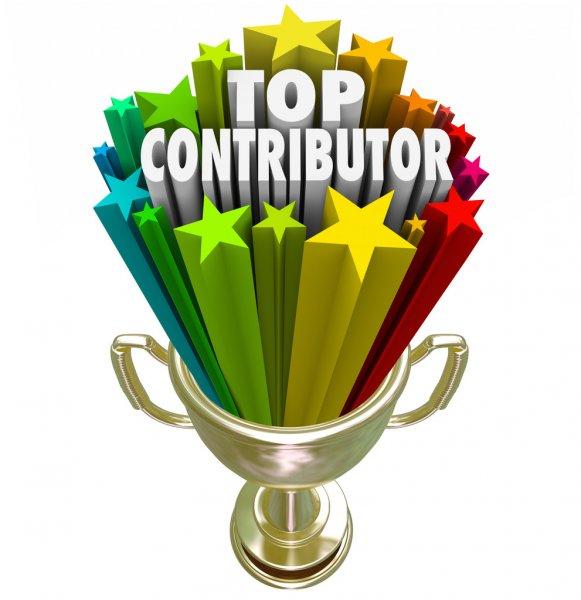 Top Contributor Top10