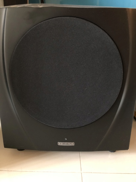 Mission MS-400 Subwoofer (Used) Img-3910