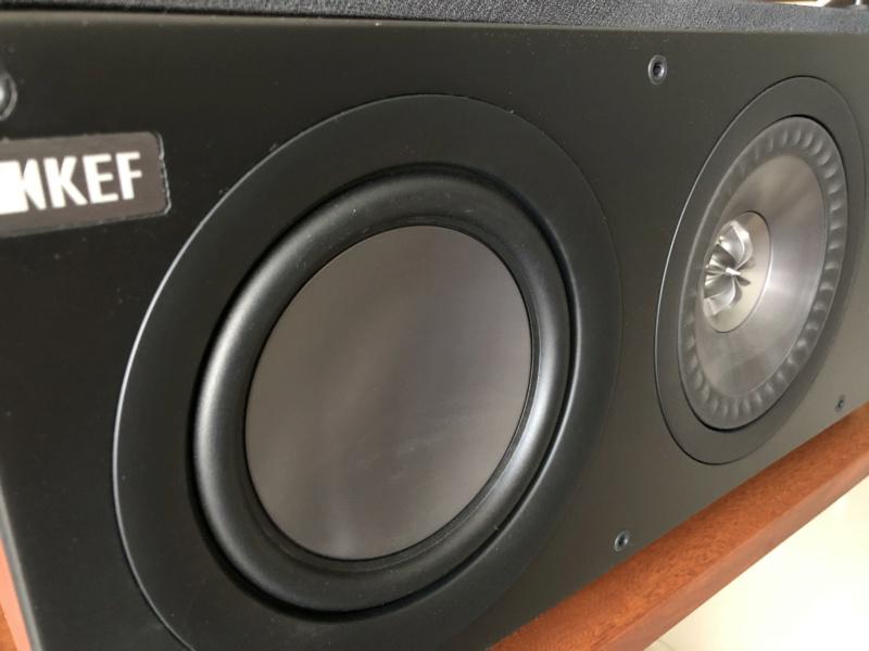 KEF Q200C Centre speaker Q200c10