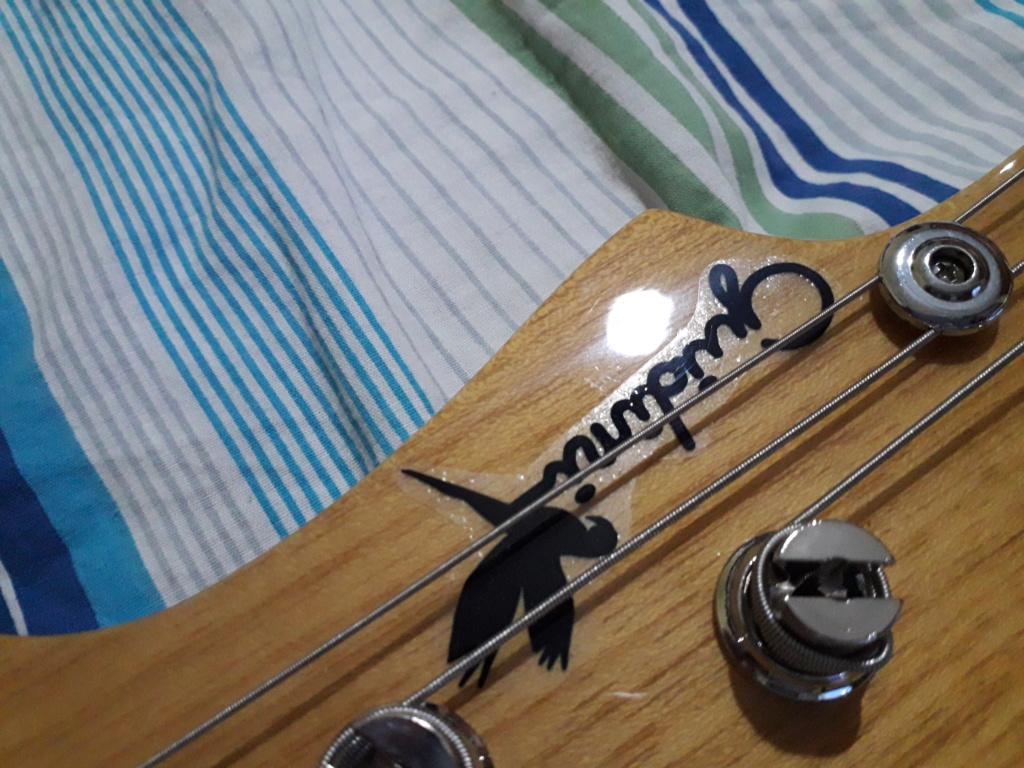 Projeto de baixo na Guidini Guitars (cancelado pela luthieria) 20201212