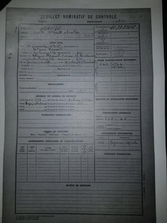 Important Recherche informations sur insignes svp  20201114
