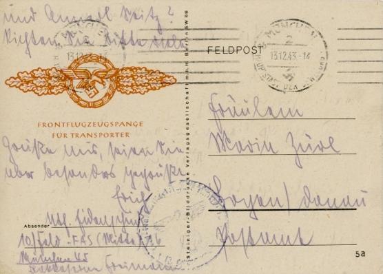 Cartes Postales de Décos Frontf10