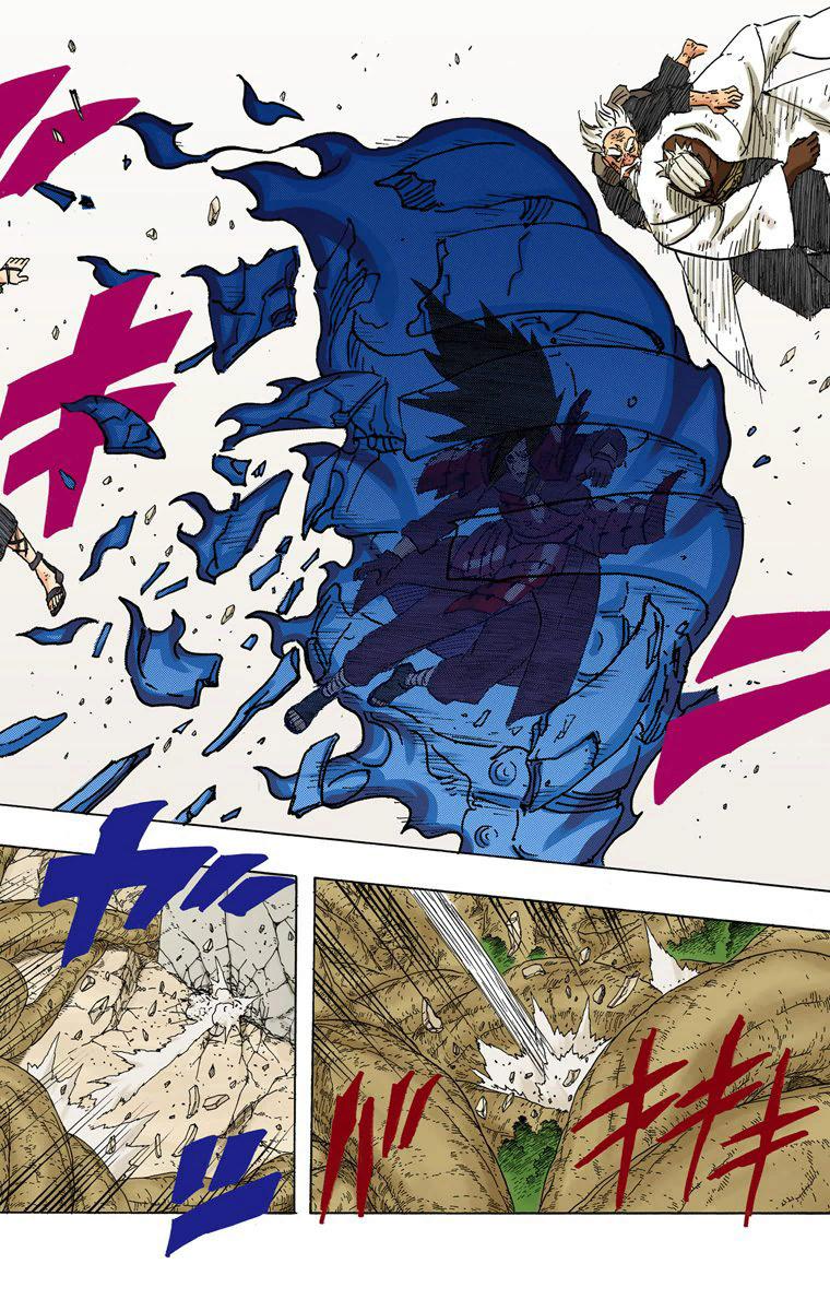 Quantos segundos a Mei levaria pra transformar a Tsunade em um slime? - Página 3 02917
