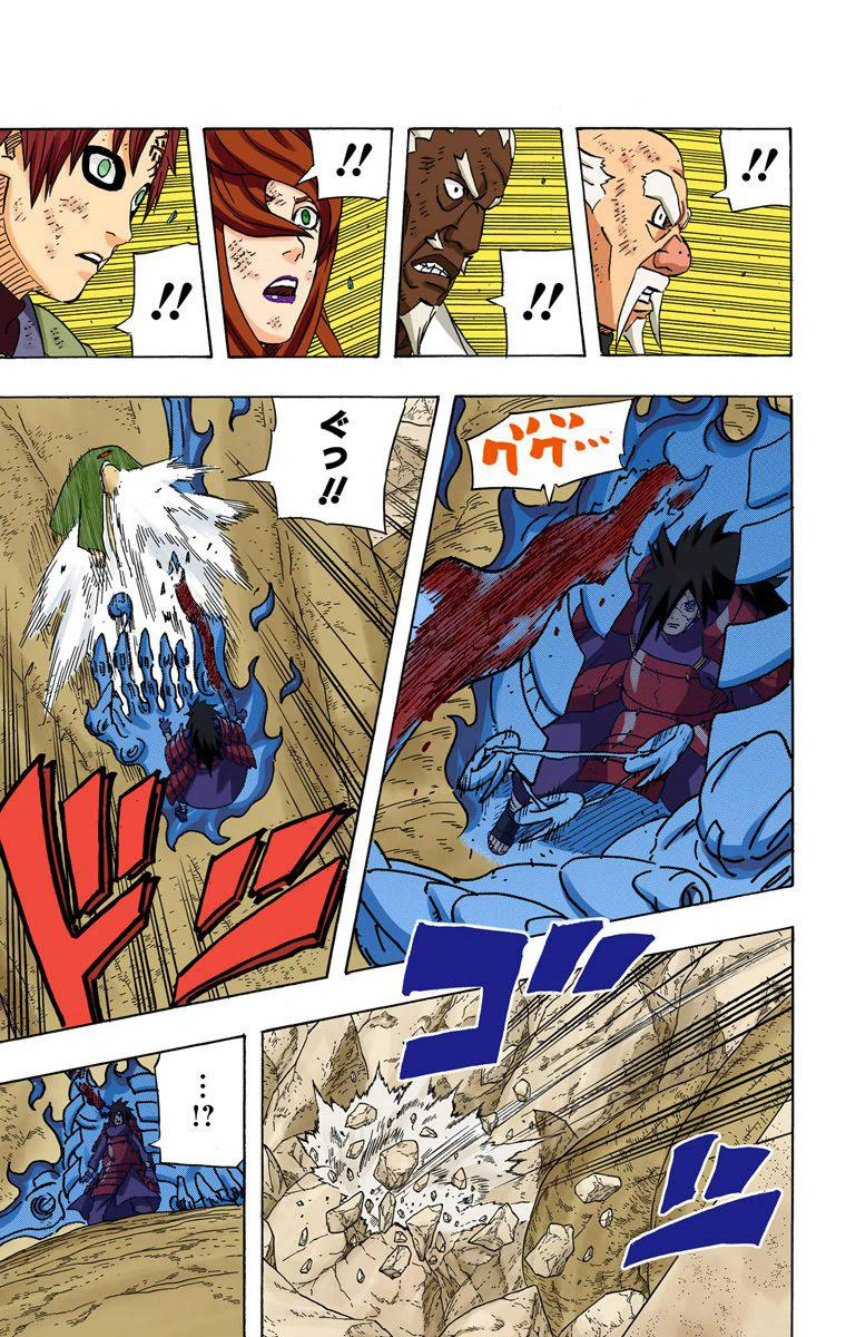 Eis que Itachi resolve lutar contra pain  - Página 3 04616