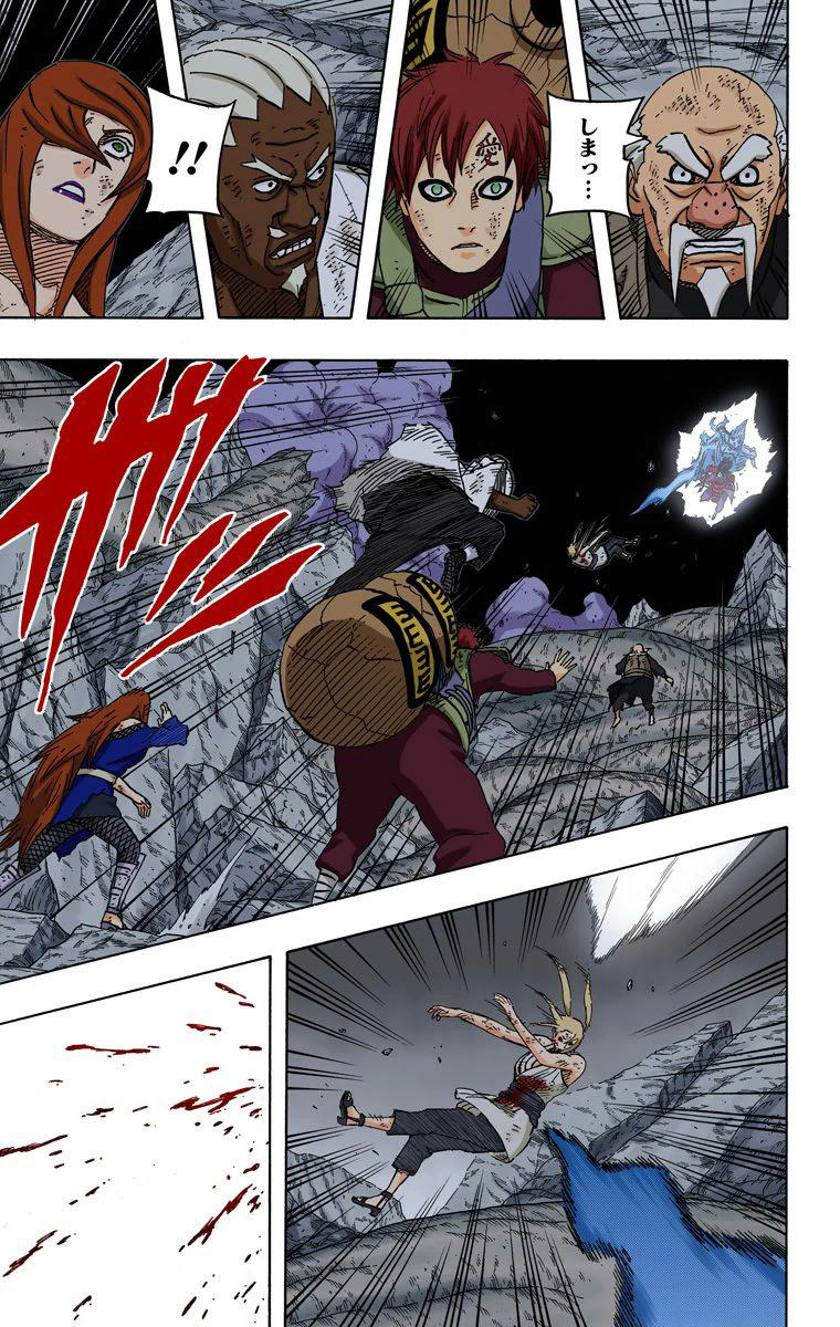 Em quanto tempo de luta o Sandaime Raikage picotaria a Tsunade? - Página 4 07012