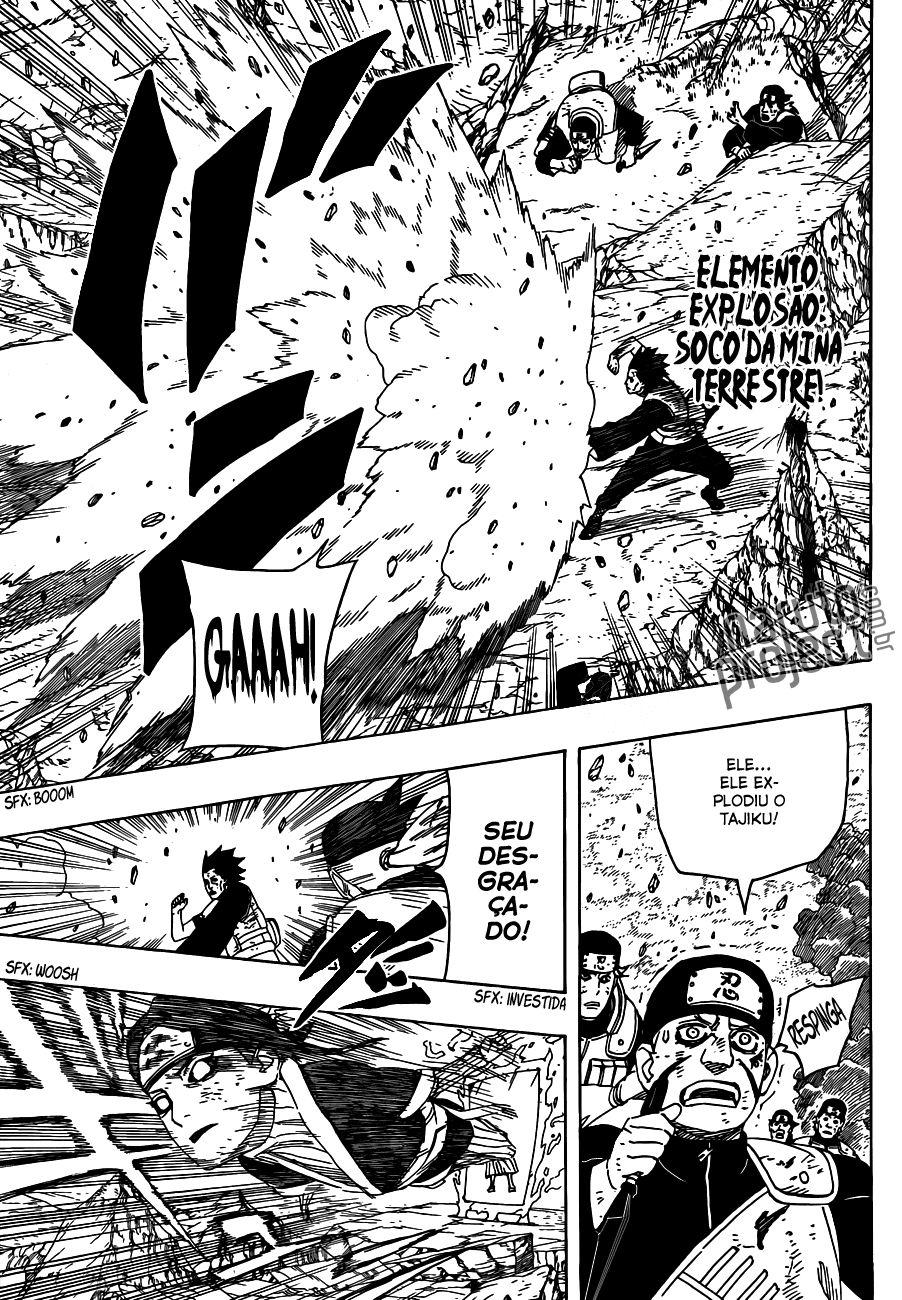 Velocidade de Naruto 1311
