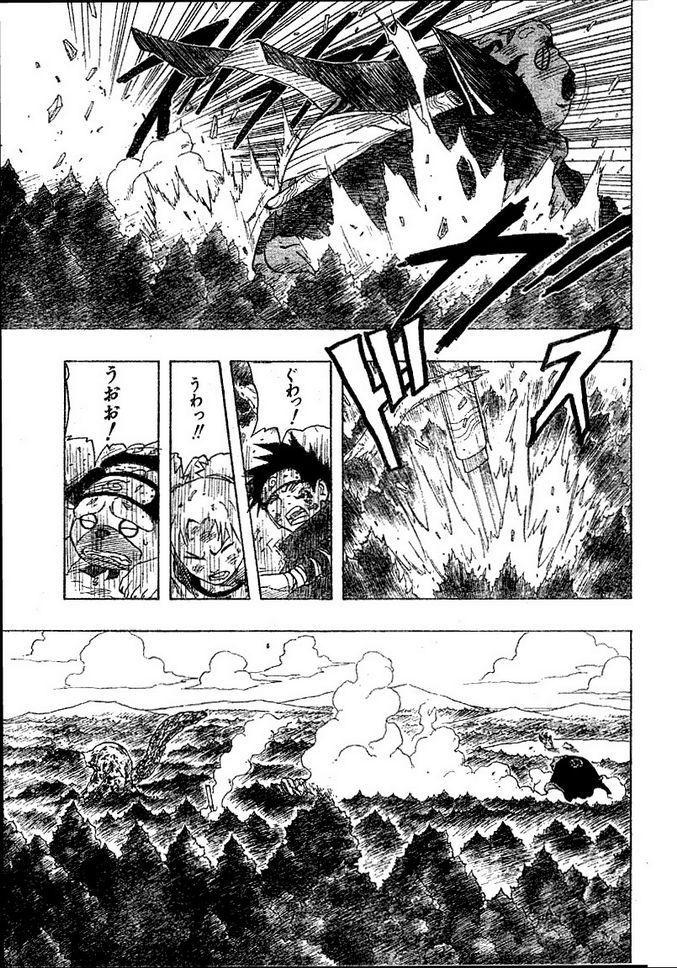 Quantos segundos a Mei levaria pra transformar a Tsunade em um slime? - Página 3 510