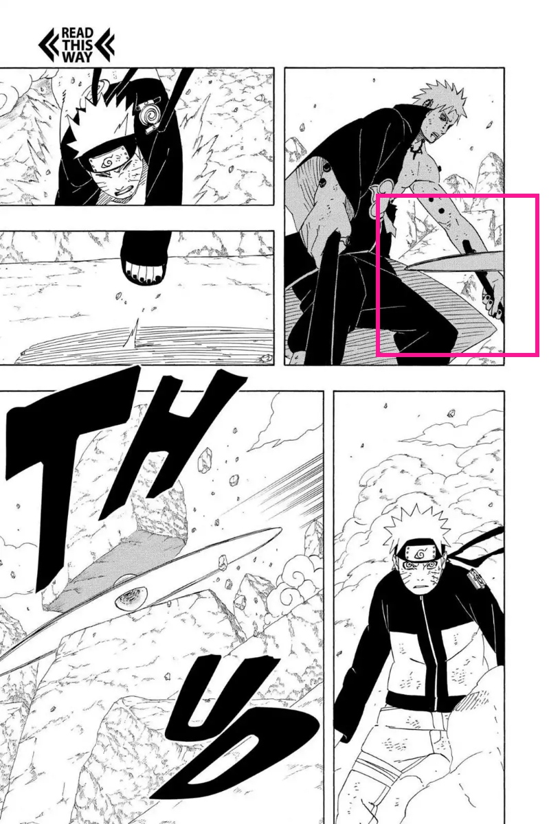 Em quanto tempo de luta o Sandaime Raikage picotaria a Tsunade? - Página 3 Image288