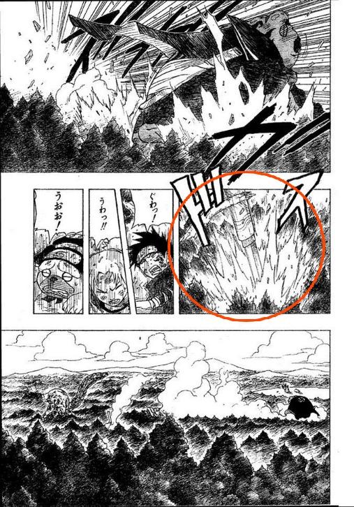Quantos segundos a Mei levaria pra transformar a Tsunade em um slime? - Página 4 Image297