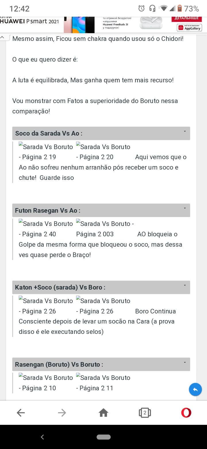 Sarada Vs Boruto - Página 2 Screen28