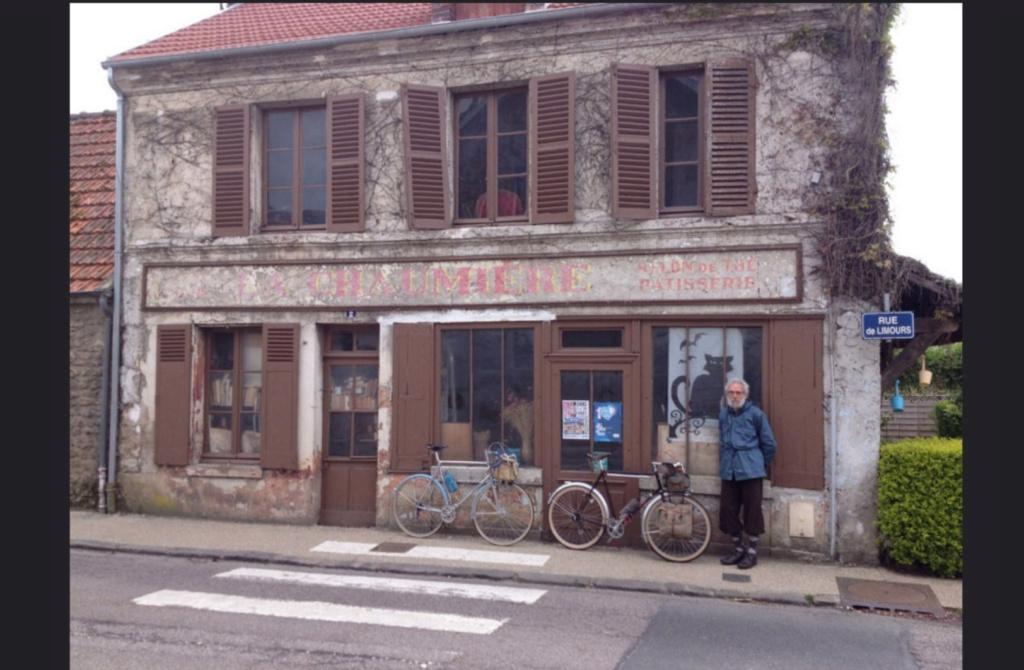 cyclotouriste, ranndonneur et passionnés de lectures  Cernay10