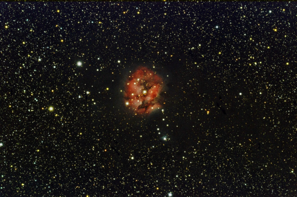 IC 5146 Nébuleuse du Cocon Cocon-10