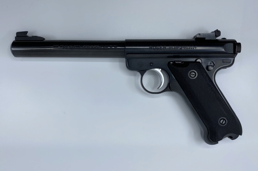 WTS Ruger Mk. II Government Target  Img_7210