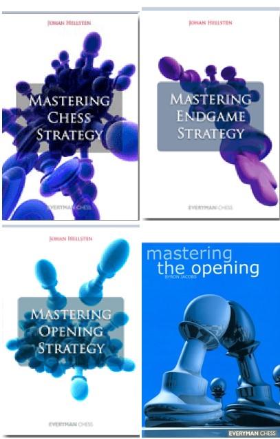 Mastering Chess 1/2/3/4 Books chess (18) Screen19