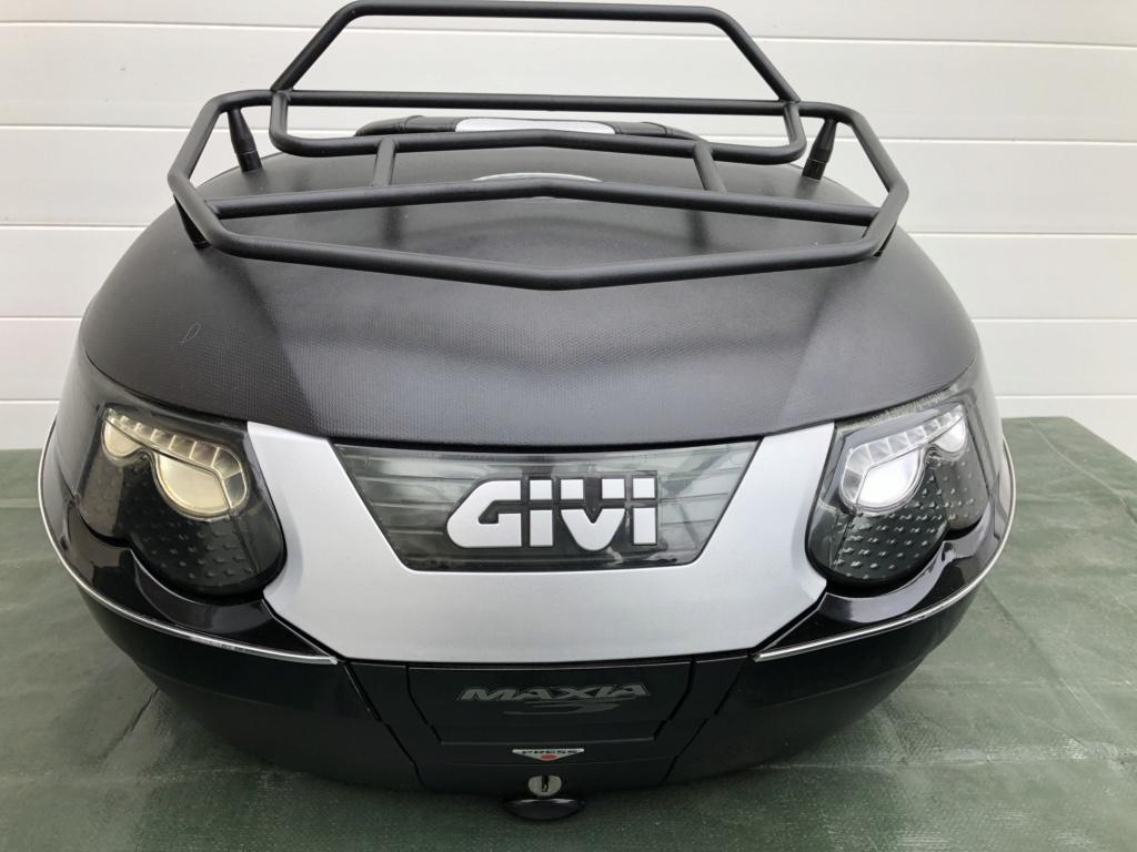 A vendre Bagagerie complète BMW + Givi 0410
