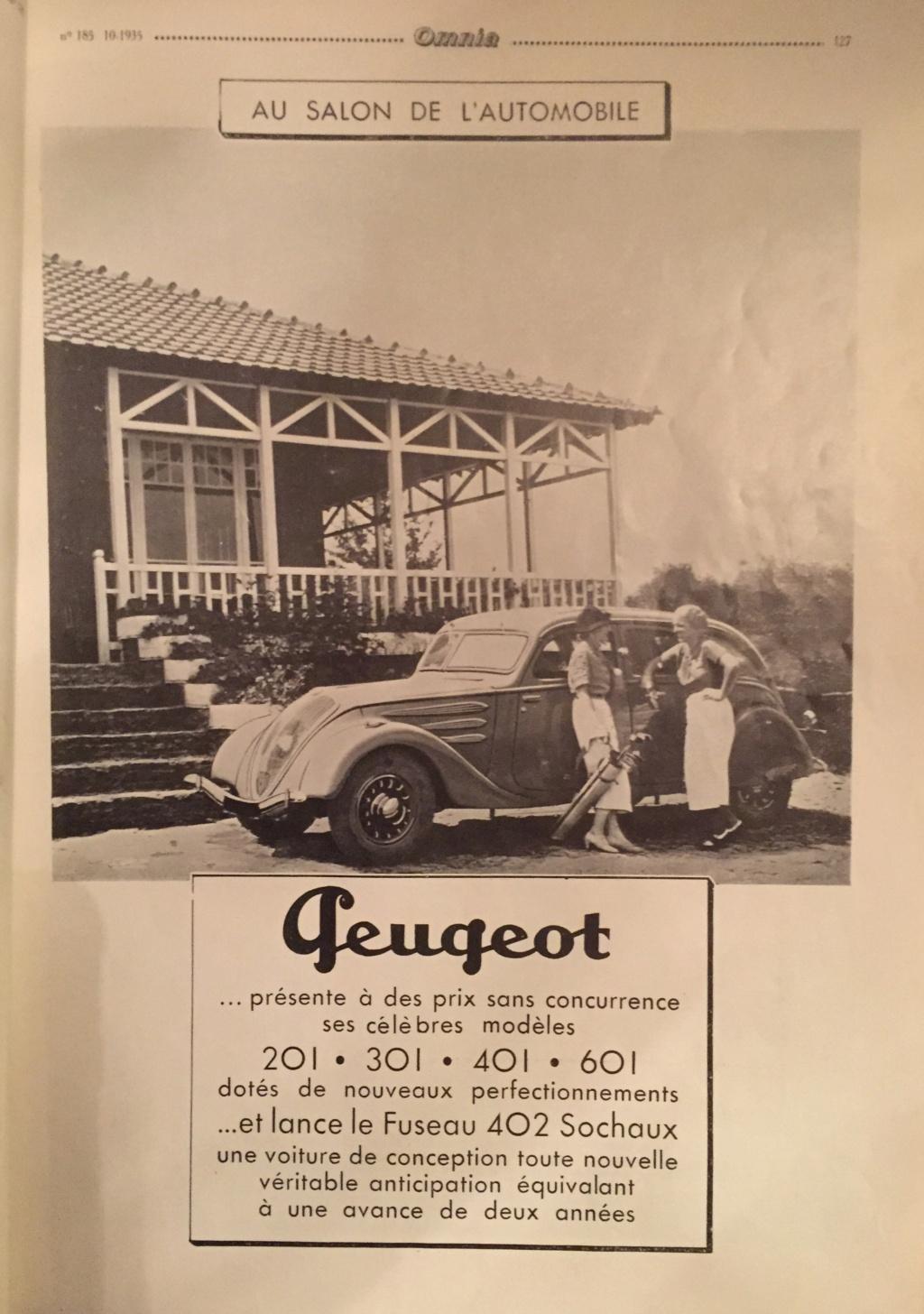 3 raisons d' acheter Peugeot   Publicité d'époque Omnia-10