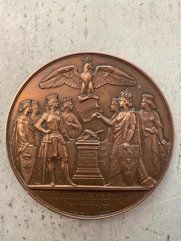Estimation Médailles Napoleon etc E186c210
