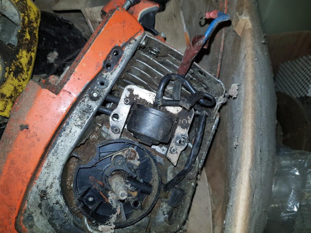 *Cerco bobina a puntine Castor C70  20201210