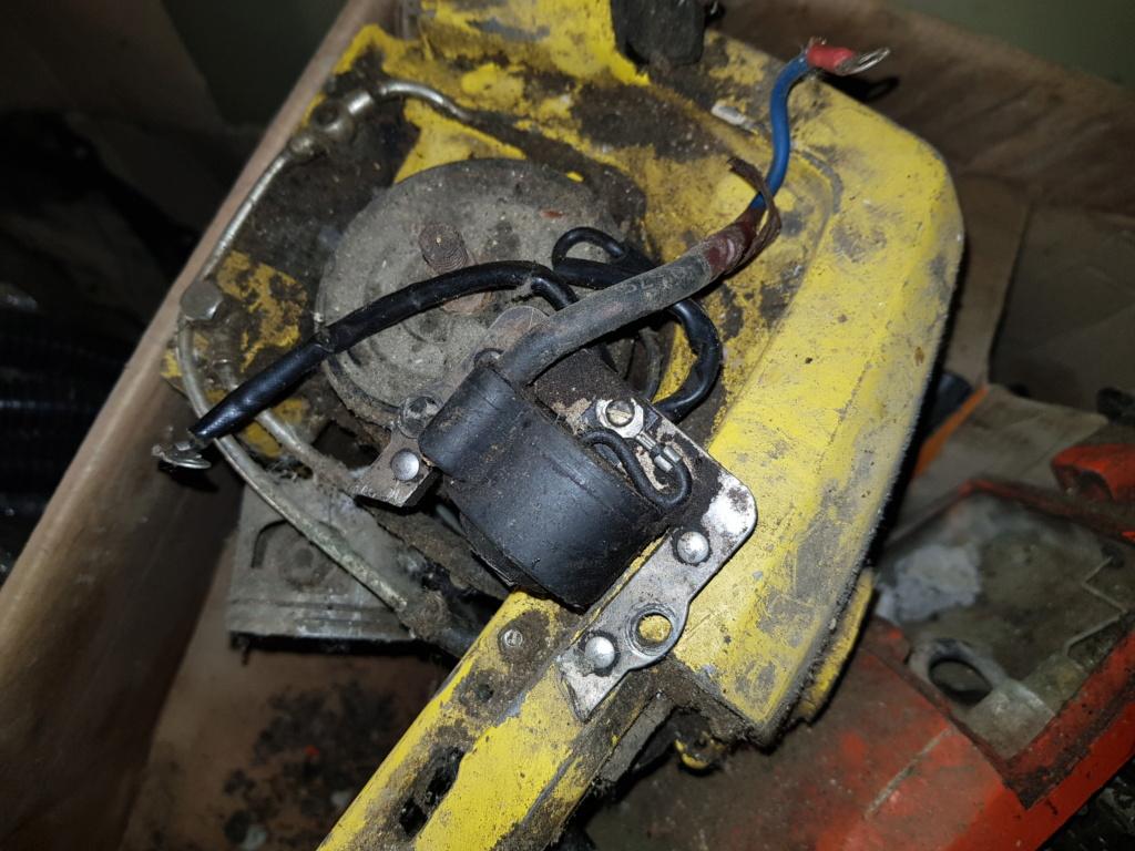 *Cerco bobina a puntine Castor C70  20201211