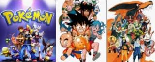Biggest Fans Anime Pokemon ,  Dragon Balls & Naruto