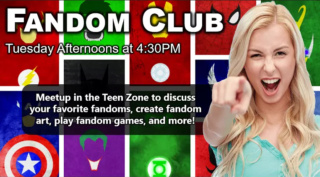 Fandom Club Here !
